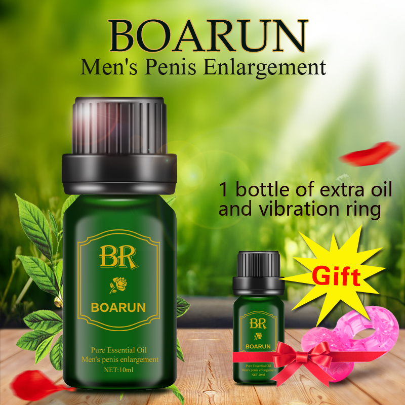 BOARUN Male permanent Penis Extender Enlarger increase herbal Enlargement Essential Oil growth Extension Cream Sex Products  Men<br><br>Aliexpress