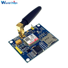 SIM800C Development Board GSM GPRS Module Support Message Bluetooth Audio Interface Support TTS DTMF New Arrival(China)