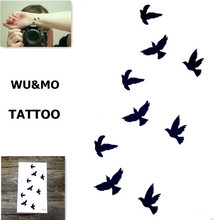 10.5x6cmNew sex products Design Fashion Temporary Tattoo Stickers Temporary Body Art Waterproof Tattoo Pattern HC1073 Wholesales(China)