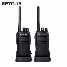Cheap 2pcs Retevis RT21 Walkie Talkie UHF 16CH CTCSS/DCS TOT VOX Scan Scrambler Squelch 2.5W Handy cb Radio Comunicador A9118A(China)