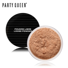 Party Queen Mineral Ultra Definition Loose Setting Powder 3 Color SPF 15 Oil-Control Finish Powder Makeup Superfine Sheer Finish(China)