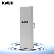 Outdoor Wireless WIFI CPE Router WIFI Repeater WIFI Extender Access Point Waterproof WIFI Bridge 2KM WIFI Range 150Mbps 2.4Ghz