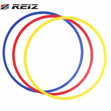 REIZ Promotion 50cm Sports Training Agility Speed Rings Football Soccer Basketball Training wholesale 60788(China)
