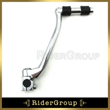 Pit Bike 13mm Steel Kick Starter Lever For DHZ YCF BSE Kayo GPX PitsterPro Braaap 50cc 70cc 110cc 125cc Motorcycle
