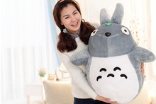 fillings toy, lovely totoro plush toy soft throw pillow ,birthday gift h518(China)