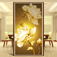 5D DIY Diamond embroidery White Rose pictures Home Decor Fully Resin round or square rhinestone needlework flower painting