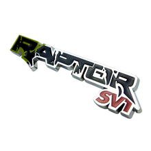 OTOKIT Cool 3D Metal Alloy RAPTOR SVT Vehicle Logo Car Sticker Emblem Badge for Ford Focus Kuga SUV Mustang F150 Ranger Galaxy