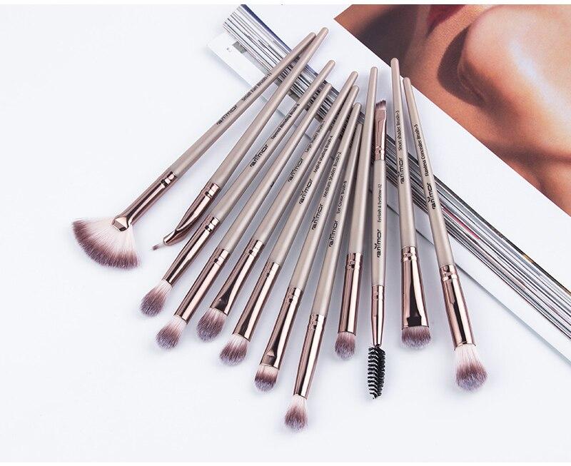 makeup brushes (9)