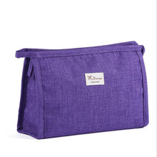 10 Colors Ladies Diamond Cosmetic Bag Antibacterial Hardwearing Storage Bags Korean Fashion Women Dull Polish Travel Makeup Bag