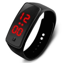 2016 New Fashion Touch Screen LED Bracelet Digital Watches For Men&Ladies&Child Clock Womens Wrist Watch Sports Wristwatch Saat