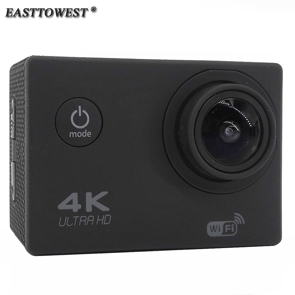 EASTTOWEST Action Camera 4K 1080P 16MP 170 Degree Wide Lens Wifi 30m Waterproof Diving<br><br>Aliexpress