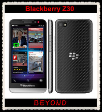 "Original Blackberry Z30 Unlocked Mobile Phone GSM 4G LTE 5.0"" 8MP WIFI GPS RAM 2GB ROM 16GB smartphone dropshipping(China)"