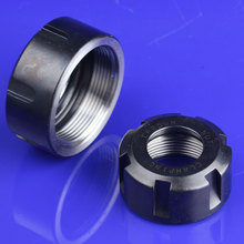 CNC Router Engraving Nuts ER 1Pcs ER25 High Precision Machine Nut ER Collet Accessory Sparepart ER-25 Nut Free Shipping(China)