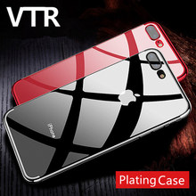 luxury soft tpu case for iphone 5 5s 6s se cover silicone transparent case full cover for iphone 7 7 plus clear Protective Shell