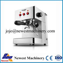 Semi-automatic high-pressure steam espresso coffee machine for home with professional pump(China)
