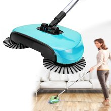 Broom Cleaner Robot Household Cleaning  Hand Push Sweeper Broom machine Broom  Floor Cleaner Dustpan Combination Package