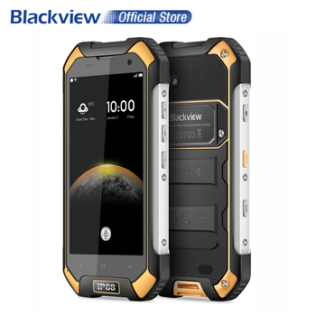 Blackview BV6000 Étanche IP68 Smartphone 4.7 pouce HD MTK6755 Octa Core Android 6.0 3 GB RAM 32 GB ROM 13MP Cam 4G Celltphone
