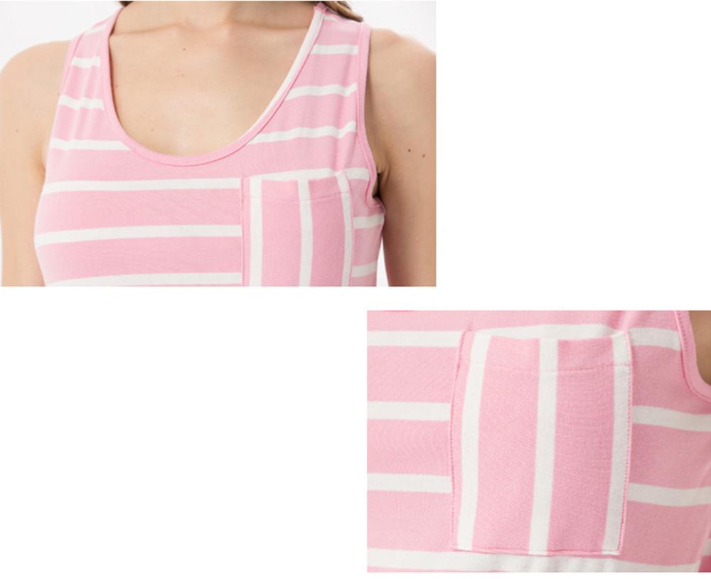 Siskakia mody młodzieżowej Letnie nastolatek dziewczyny Playsuit Przebrania paski patchwork slim fit krótkie elegancki 100% bawełna odzież różowy 28