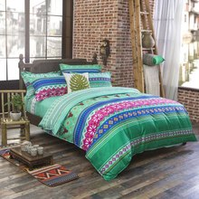 High Quality Duvet Cover Bedding Sets Printed Bedding Outlet Ethnic Style Bed Sheet Sets Bedspreads Home Textile