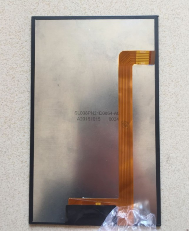 LCD Display 8 24pin For Digma Plane 8.5 3G PS8085EG PS8085MG PS8085 Tablet LCD screen panel Matrix Module <br>