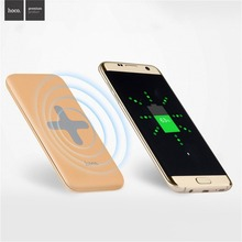 HOCO 8000mAh Wireless Charging External Battery Power Bank Portable Charger USB Fast Charging Backup Battery For Moblie Phone