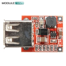 DC-DC Converter Output Step Up Boost Power Supply Module 3V to 5V 1A USB Charger For Phone MP3 MP4(China)