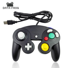 For Gamecube PC USB Wired Controller Joypad Joystick For Nintendo Gamepads For NGC GC For MAC Computer Gamepad