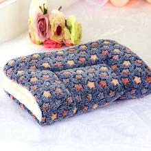 Pet Kennel Mat Thermal Blanket Dog Air Conditioning Blanket Pet Products Autumn Winter mat(China)