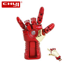 USB Flash Drive 8gb16gb 64gb 32gb Pen Drives Marvel Cartoon Man Right Hand 4gb Pendrive Stick Memory Usb 2.0 U Disk for Gifts(China)