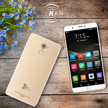 Ken v9 Original China Cell Phones Fingerprint 6 Inch Smartphone Android 6.0 Touch Cellphone 8mp FHD 1080P Mobile Phone 4G camera