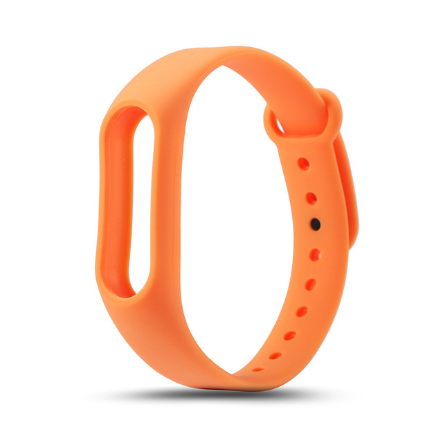 For Xiaomi Mi Band 2 Bracelet Strap Miband 2 Colorful Strap Wristband Replacement Smart Band Accessories For Mi Band 2 Silicone 21