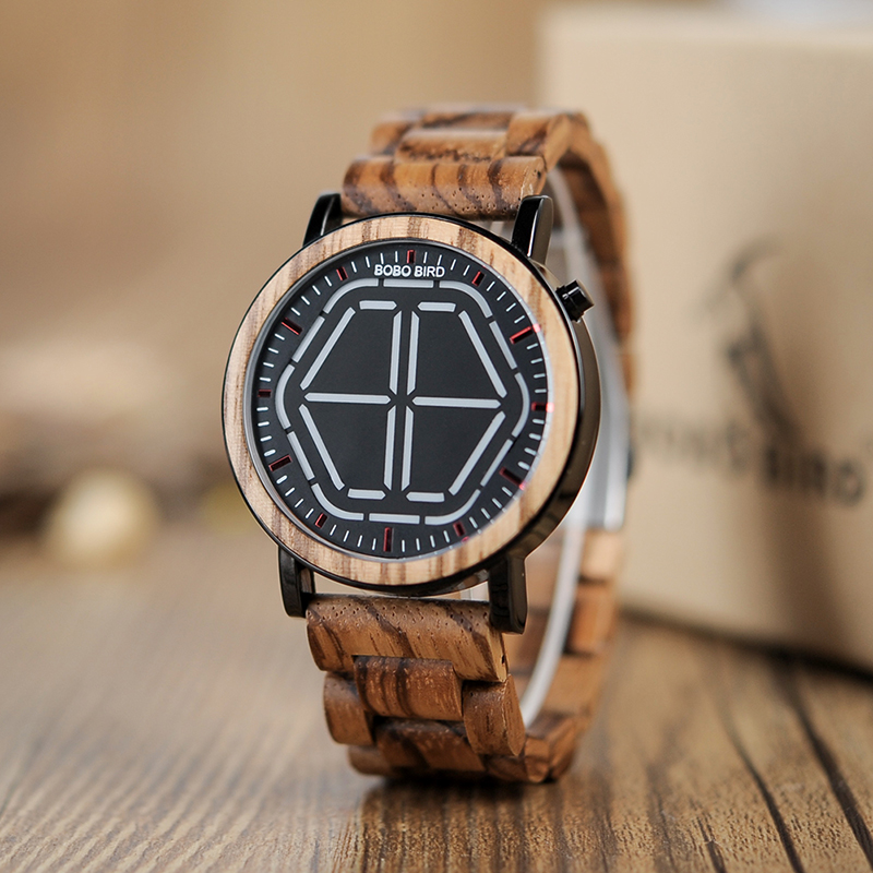 wooden wristwatches bobo bird fashion watches for gifts (36)