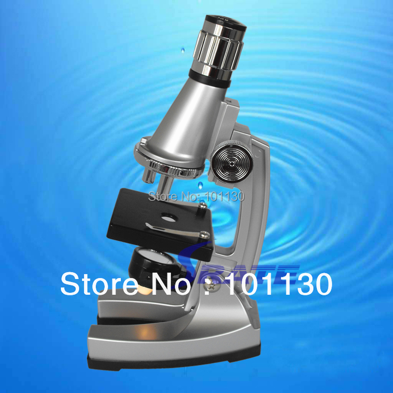 10X-20X Zoom Eyepiece 1200X Educational Children Student Beginner Microscope for Boys Girls to Learn Science Observe Specimen<br>
