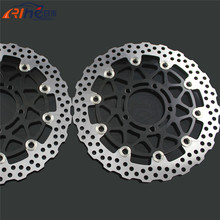new type motorcycle accessories front brake disc roto For KAWASAKI GTR 1400CC model year 2007 2008 2009 2010 2011 2012 2013 2014