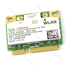HOT Intel Wireless-N 1000 b/g/n 112BNHMW WIFI Half Mini Card For DELL Inspiron Vostro(China)