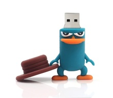 Pendrive 128GB USB Flash Drive Memory Stick/thumb 4gb 8g 16g 32g 64gb popular duck pen drive 2.0 U Disk external storage 32 gb