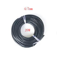 Garden Supplies Water Hose 4/7mm Drip Irrigation Hose For Drip Irrigation Watering Tubing Sprinkler 20m-Pack jh401(China)
