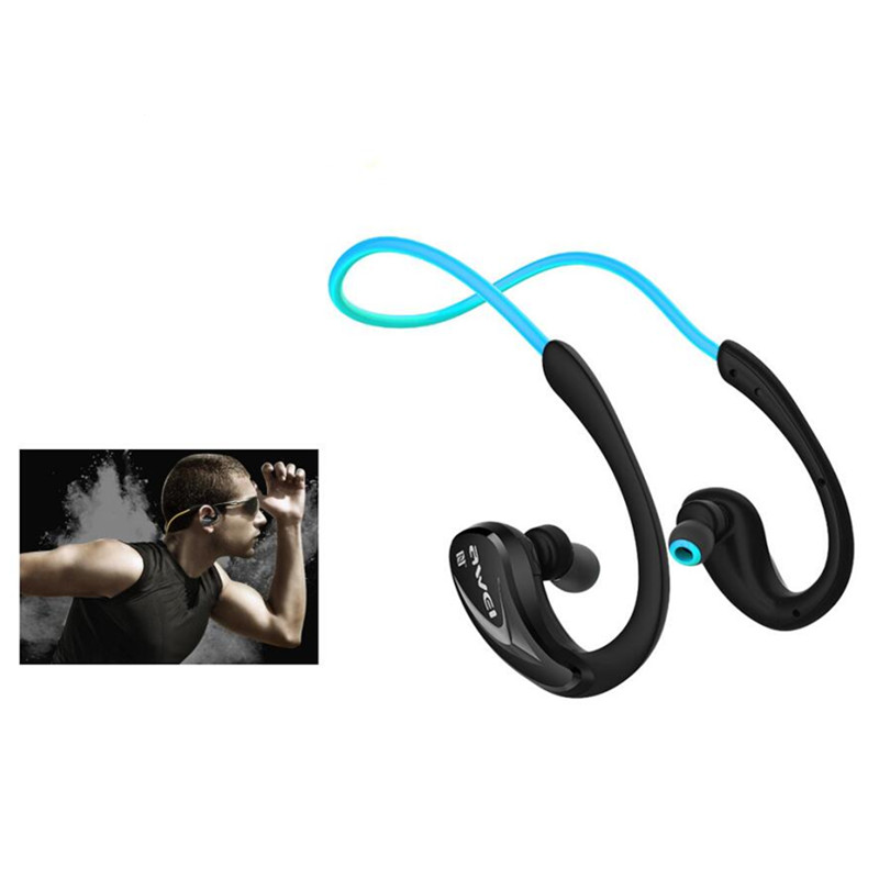 Awei A880BL Bluetooth Earphone Wireless Bluetooth Sports Stereo Headphones Earhook Headset with mic for Xiaomi Phone PC  EJ003<br><br>Aliexpress