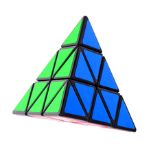 New Triangle Pyramid Pyraminx Magic Cube Puzzle Speed Cubes Educational Toy Special Toys(China)