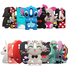 Buy 3D Cartoon Soft Silicone Case Cover Skin LG K4 2017 LG K8 2017 LG LV3 MS210 Case Fundas Shell Back Cover for $4.49 in AliExpress store