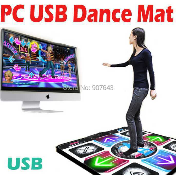 Body Slimming Relax Massage New dance pad Non-Slip Dancing Step Dance Game Mat Pad for PC blanket relax tone leisure recreation(China)