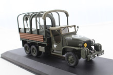 IXO 1:43 World War II US military truck truck model 1944 CCKW Battlefield maintenance vehicle model Favorites Model