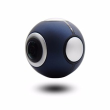720 Degree Dual Spherical Fish-eye Lens Panorama Camera with 2K 3D VR Panorama HD Capture Only For Android Smartphones