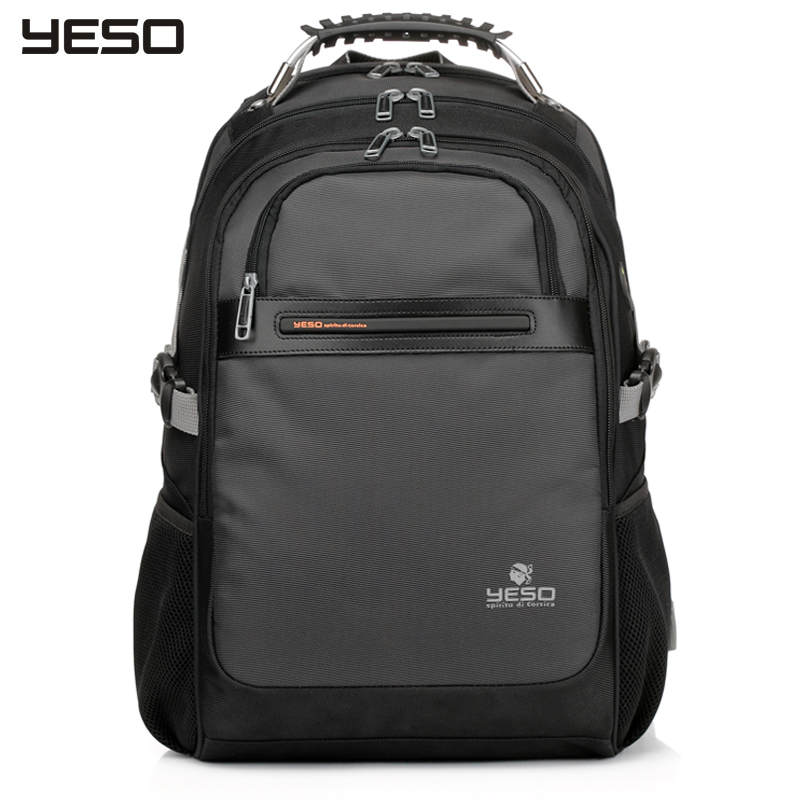 Yeso 15 Inch Laptop Backpack Women Mens Waterproof Oxford Travel Backpacks Large Capacity School Bags<br><br>Aliexpress
