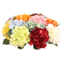 1pcs photography 46cm Artificial Flowers Hydrangea flowers Home decorations for wedding party