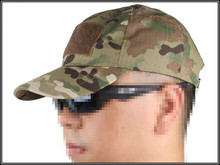 Tactical Caps Most Popular Military Sport Cap Multicam Army Cap  Anti-scrape Grid Fabric Camouflage  Em8560 Free Shipping