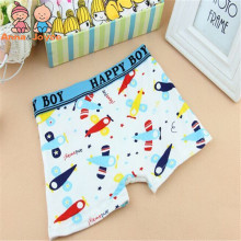 Free Shipping 6pcs/lot  High Quality Plane  Print Children Boys Boxer Shorts Baby Cartoon Panties