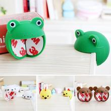 Cartoon Child Baby Safety Silicone Protector Cute Table Corner Protection Cover Kids Anticollision Edge Corner Guards D3-26B