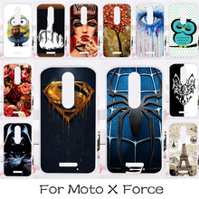 TAOYUNXI Silicon Cell Phone Covers Cases For Motorola Moto X Force XT1585 XT1581 Motorola Droid Turbo 2 XT1580 Rose Bags(China)