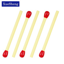 20 PCS Korean Creative Stationery Cute Mini Matchstick Pen School Office Ballpoint Pens(China)